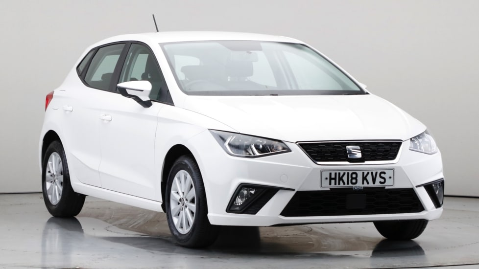 2018 Used Seat Ibiza 1L SE Technology MPI