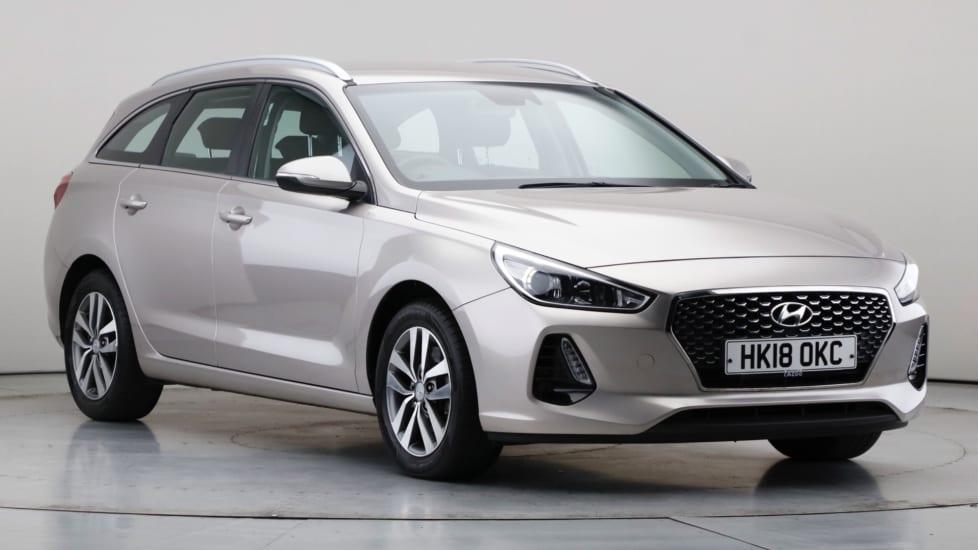 2018 Used Hyundai i30 1.6L SE CRDi