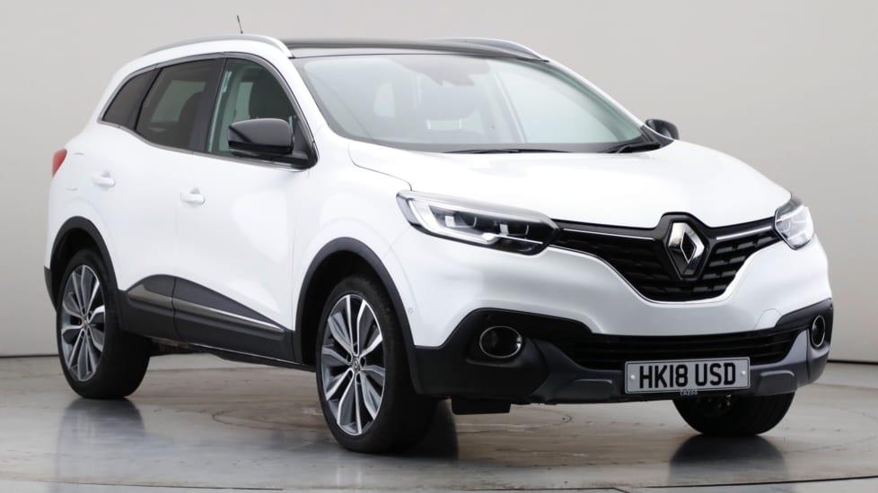 2018 Used Renault Kadjar 1.5L Signature S Nav dCi