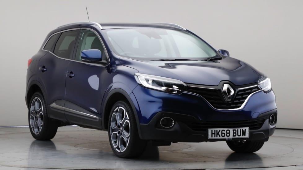 2018 Used Renault Kadjar 1.3L Dynamique S Nav TCe