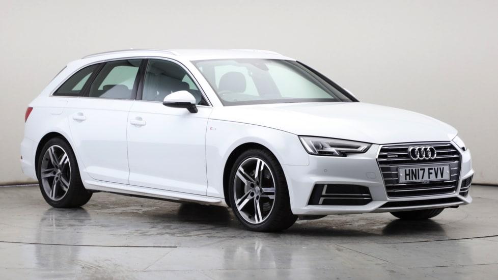 2017 Used Audi A4 Avant 2L S line TDI