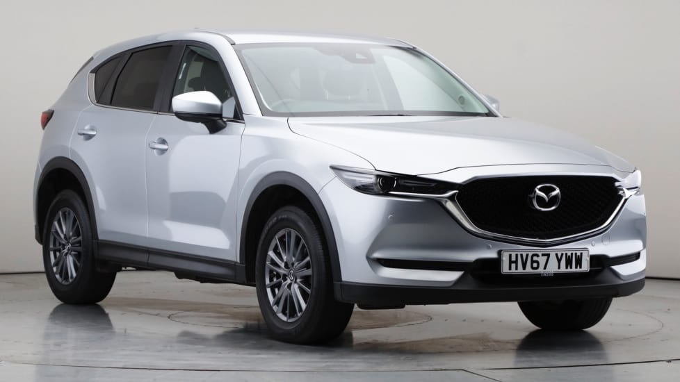2017 Used Mazda CX-5 2L SE-L Nav SKYACTIV-G