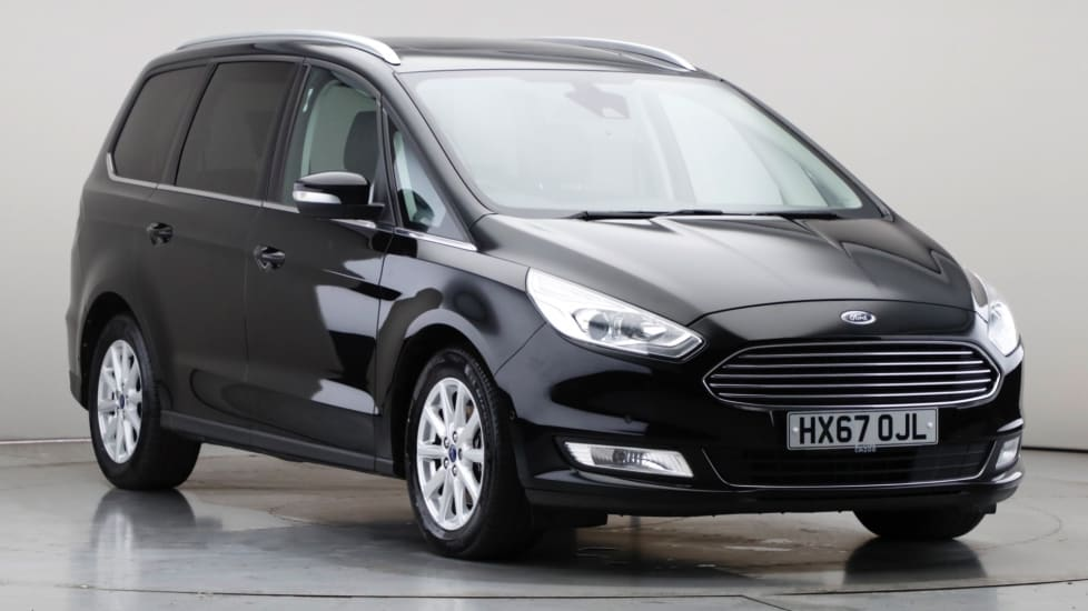 2017 Used Ford Galaxy 2L Titanium X TDCi