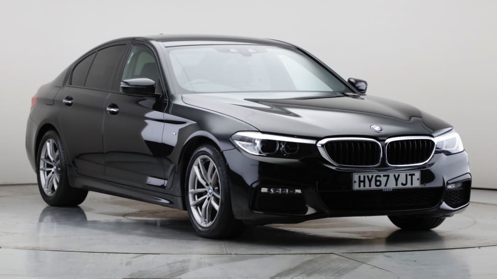 2018 Used BMW 5 Series 2L M Sport 520d