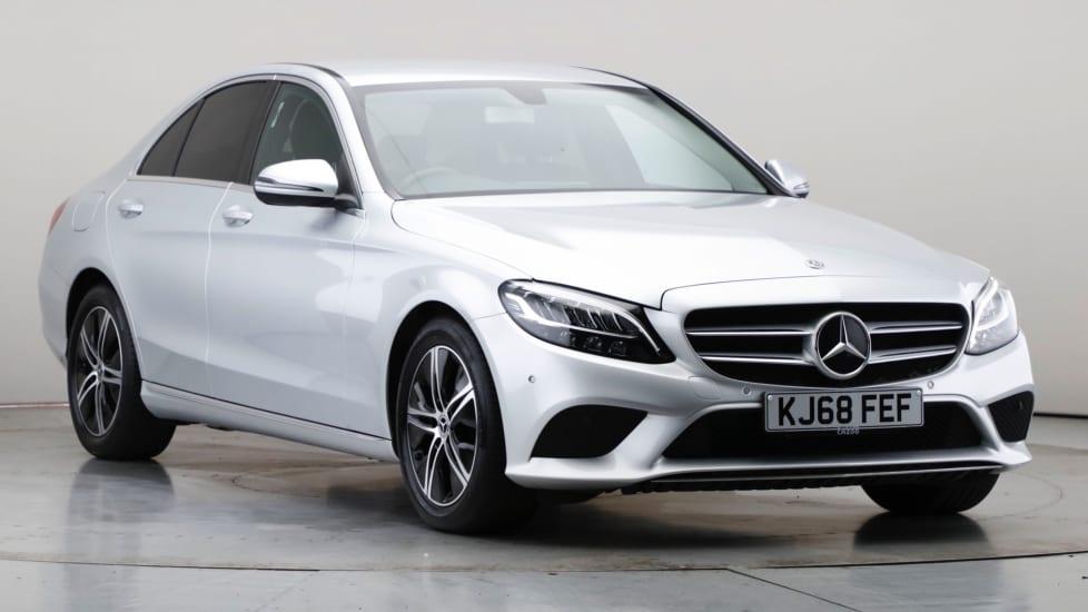 2019 Used Mercedes-Benz C Class 2L Sport C220d