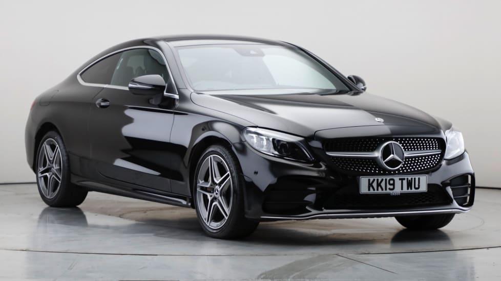 2019 Used Mercedes-Benz C Class 2L AMG Line C300