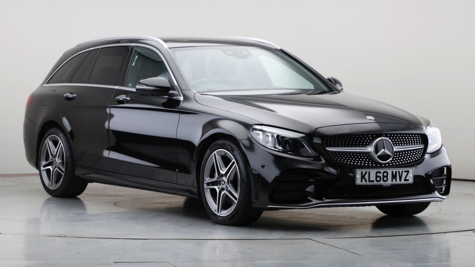 2019 Used Mercedes-Benz C Class 1.5L AMG Line EQ Boost C200