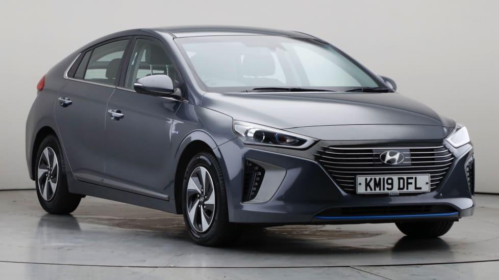 2019 Used Hyundai Ioniq 1.6L Premium SE h-GDi