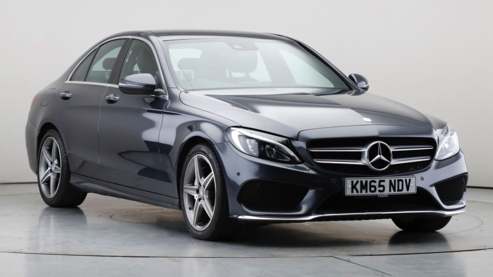 2015 Used Mercedes-Benz C Class 2.1L AMG Line C220d