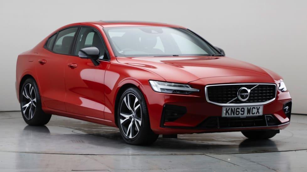 2019 Used Volvo S60 2L R-Design Plus T5