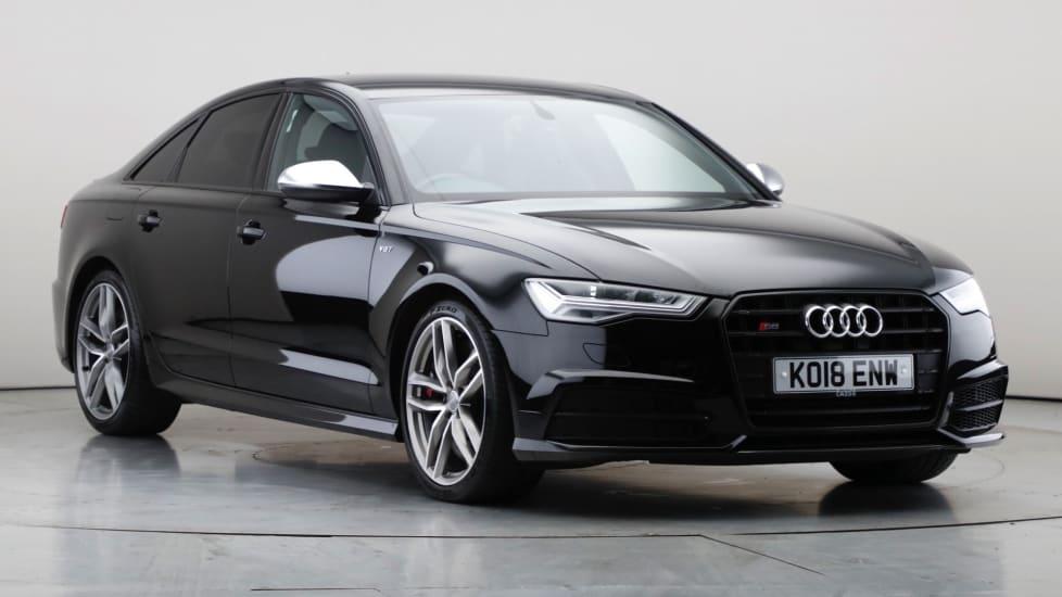 2018 Used Audi S6 Saloon 4L Black Edition TFSI V8