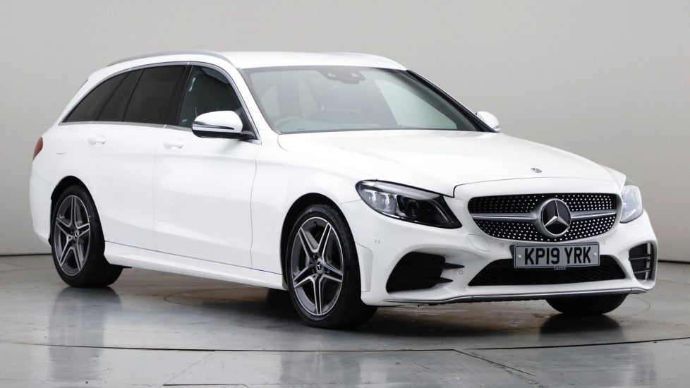 2019 Used Mercedes-Benz C Class 2L AMG Line C300d