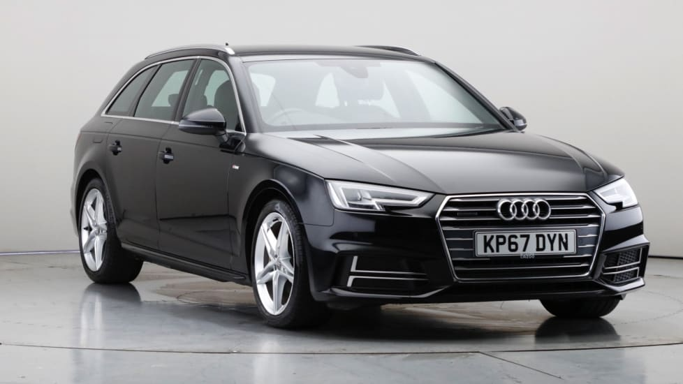 2017 Used Audi A4 Avant 3L S line TDI V6