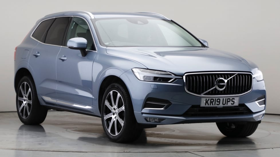 2019 Used Volvo XC60 2L Inscription Pro PowerPulse D5
