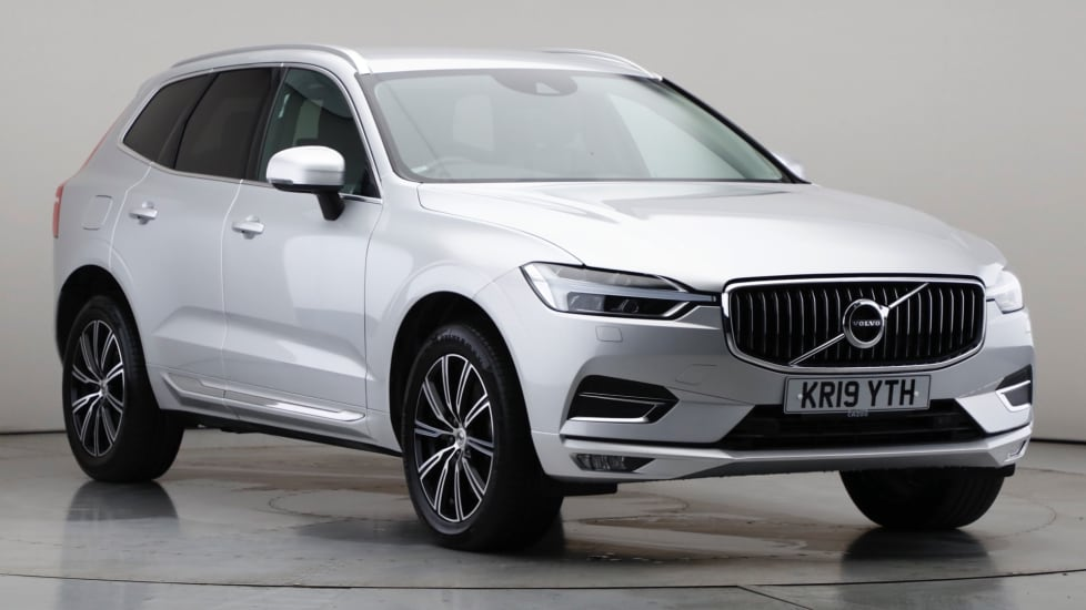 2019 Used Volvo XC60 2L Inscription PowerPulse D5