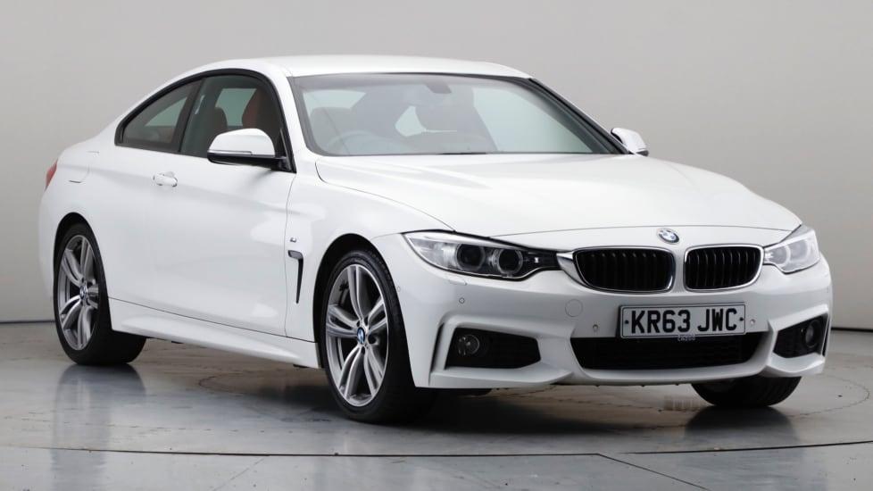 2013 Used BMW 4 Series 2L M Sport 420d