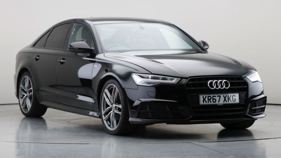 2017 Used Audi A6 Saloon 2L Black Edition ultra TDI