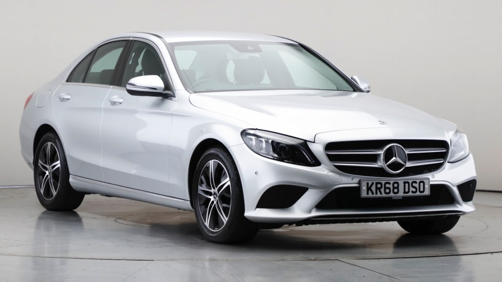 2018 Used Mercedes-Benz C Class 1.5L Sport EQ Boost C200