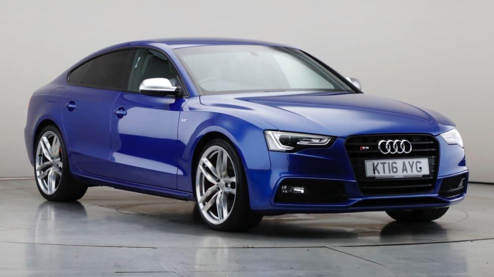 2016 Used Audi S5 3L Black Edition TFSI