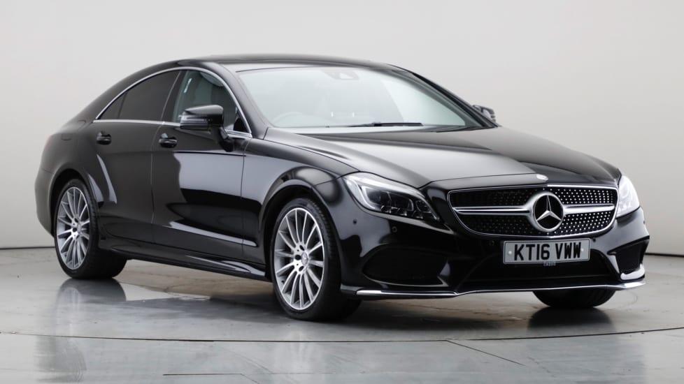 2016 Used Mercedes-Benz CLS 3L AMG Line CLS350d V6