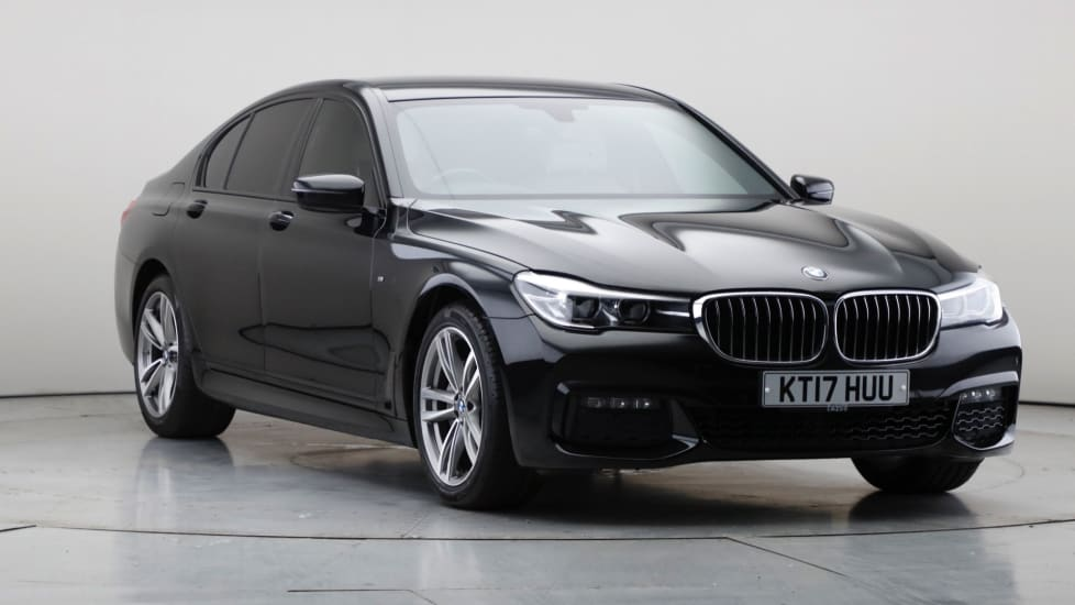 2017 Used BMW 7 Series 3L M Sport 730d