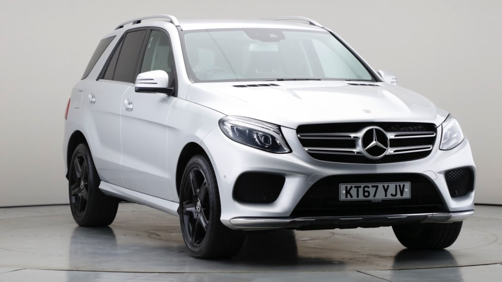 2018 Used Mercedes-Benz GLE Class 2.2L AMG Line GLE250d