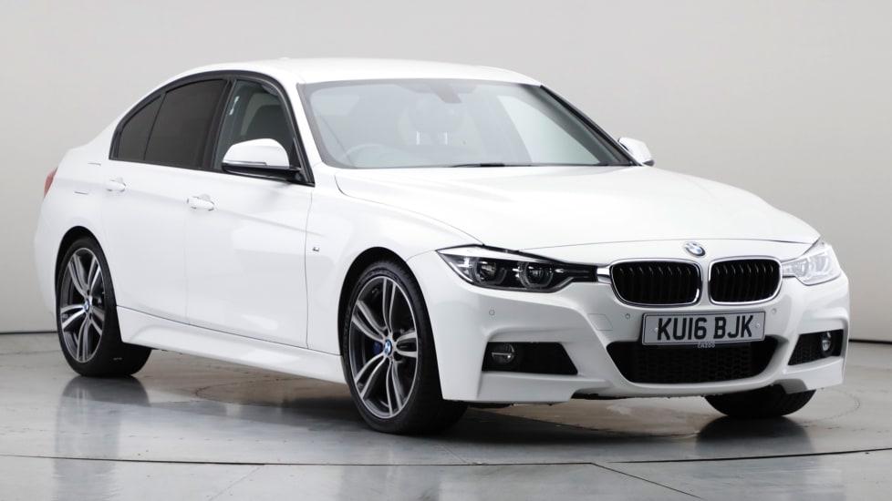 2016 Used BMW 3 Series 3L M Sport 330d