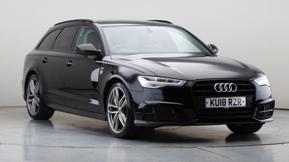 2018 Used Audi A6 Avant 1.8L Black Edition TFSI