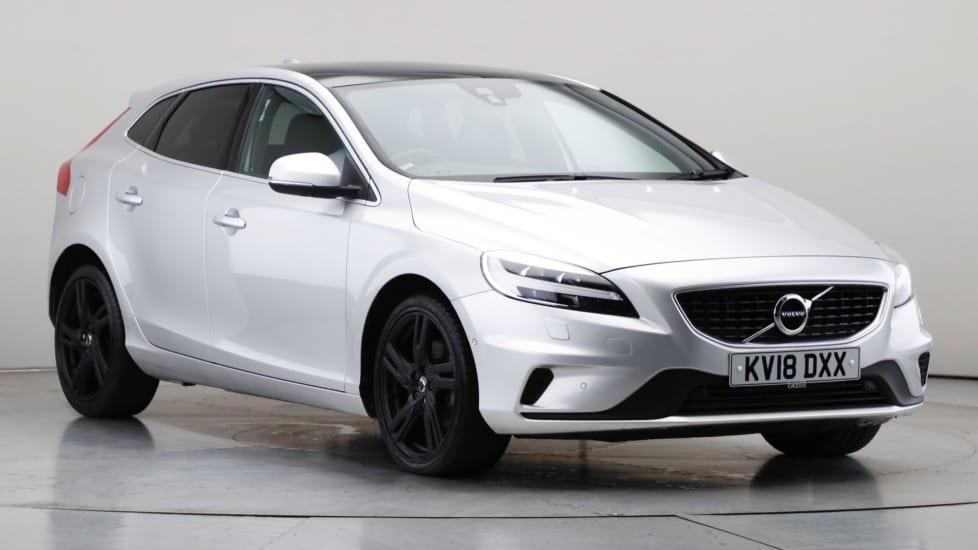2018 Used Volvo V40 2L R-Design Pro T3
