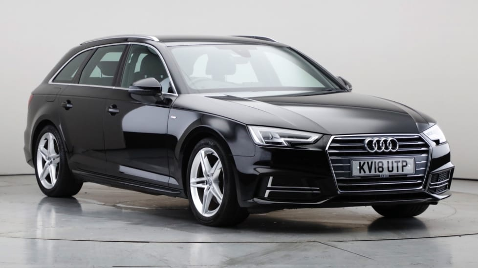 2018 Used Audi A4 Avant 1.4L S line TFSI