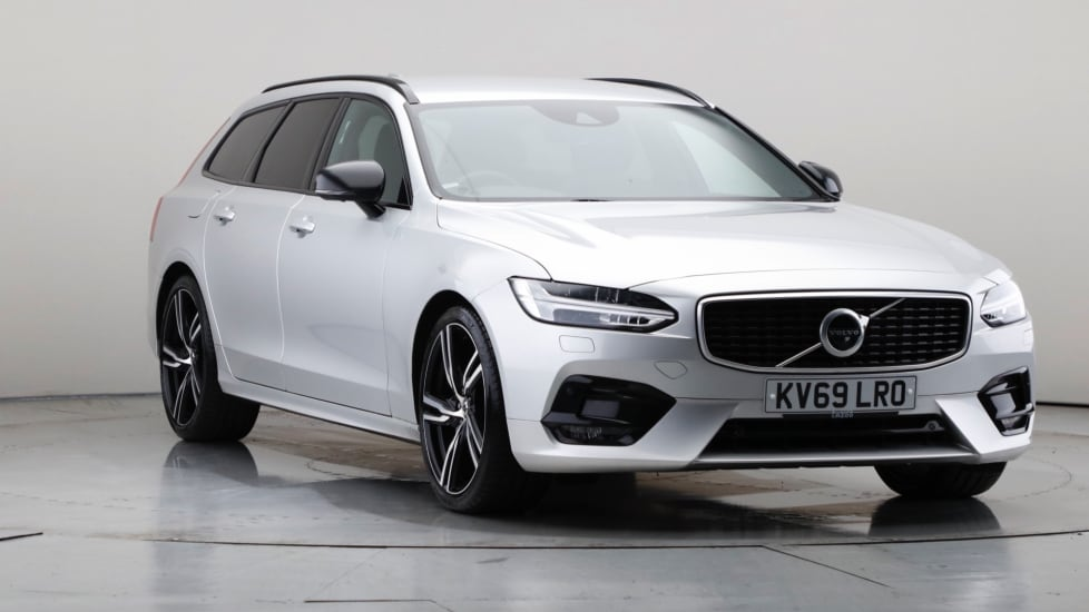 2019 Used Volvo V90 2L R-Design Plus PowerPulse D5