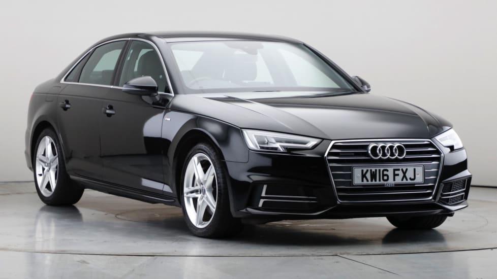 2016 Used Audi A4 3L S line TDI V6