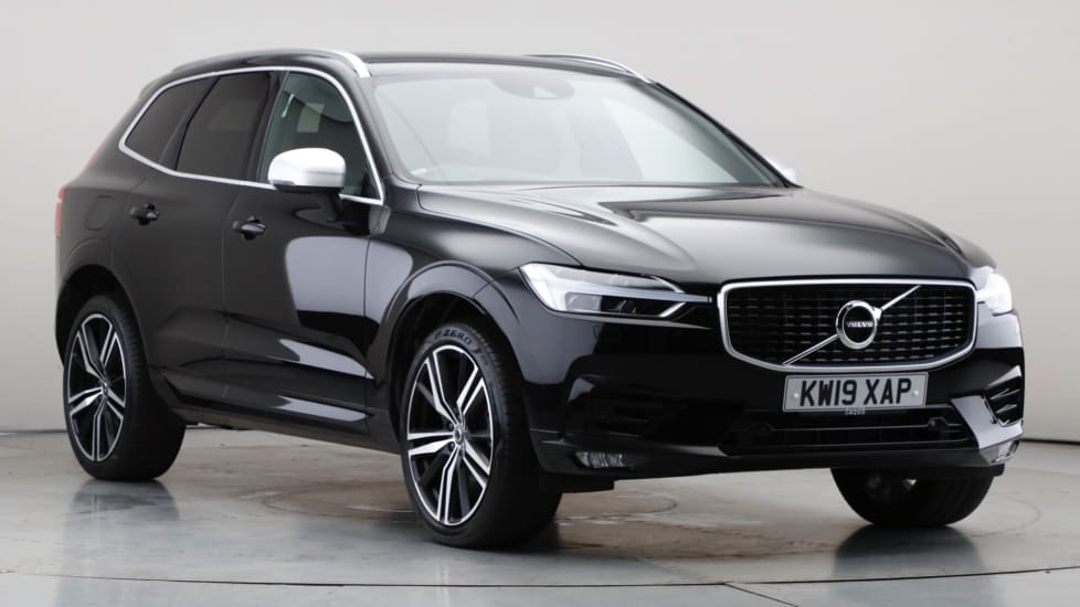 2019 Used Volvo XC60 2L R-Design Pro PowerPulse D5