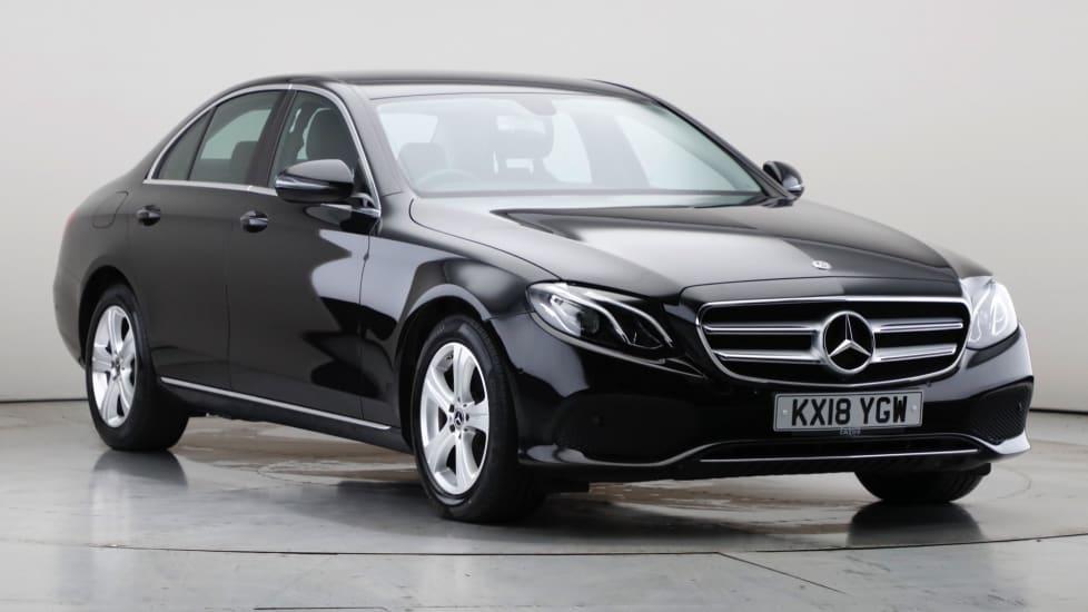 2018 Used Mercedes-Benz E Class 2L SE E220d