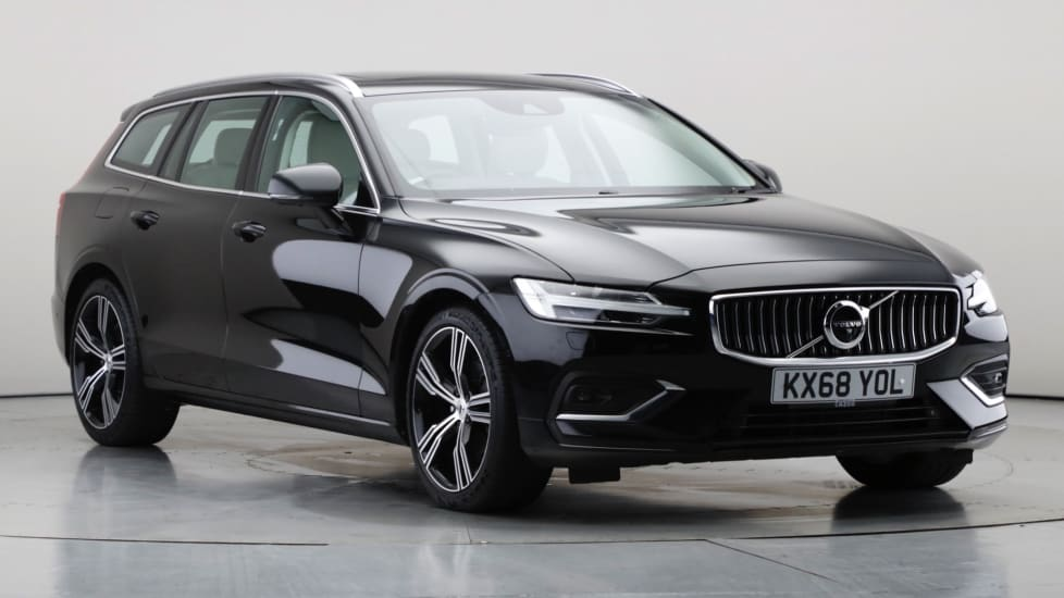 2018 Used Volvo V60 2L Inscription Pro D3
