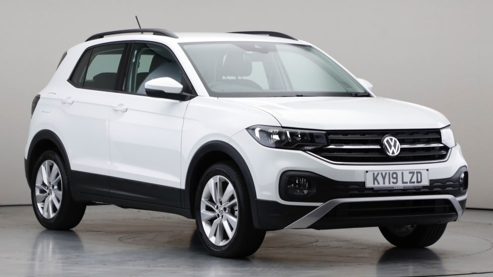 2019 Used Volkswagen T-Cross 1L SE TSI