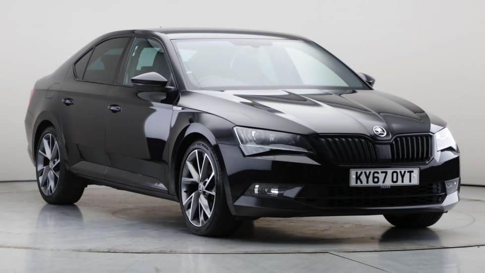 2017 Used Skoda Superb 2L SportLine TDI