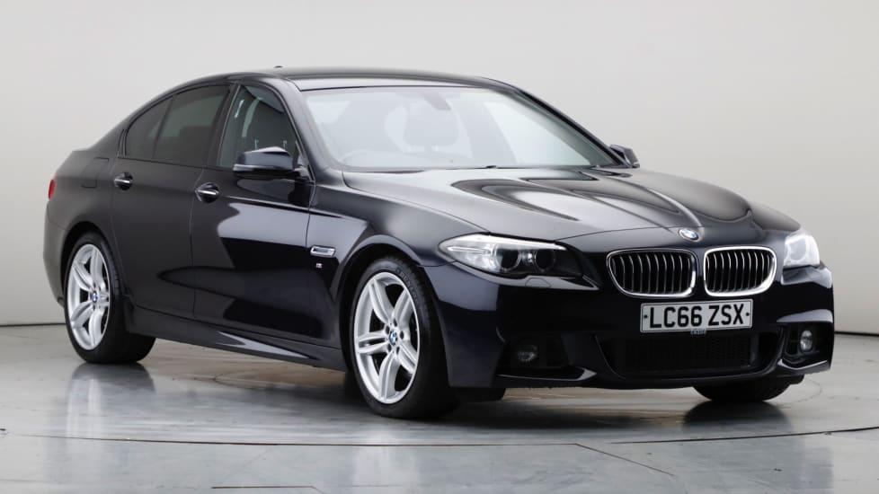 2016 Used BMW 5 Series 3L M Sport 530d