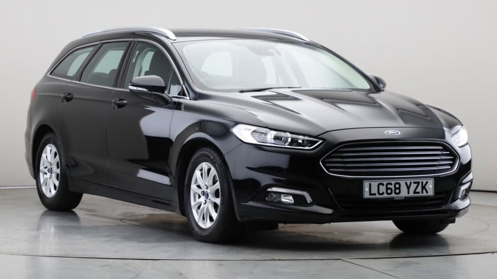 2019 Used Ford Mondeo 2L Zetec Edition TDCi