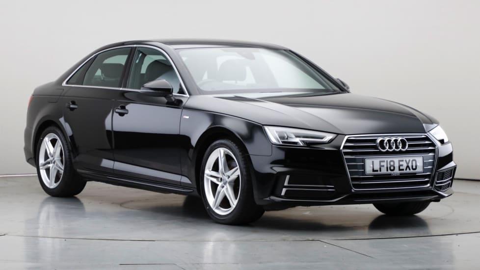 2018 Used Audi A4 1.4L S line TFSI