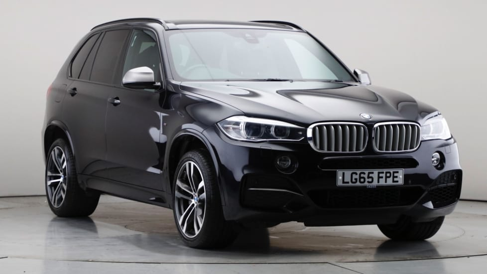 2015 Used BMW X5 3L M50d