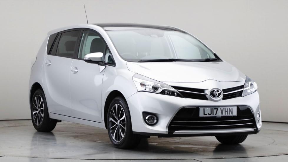 2017 Used Toyota Verso 1.6L Design V-matic