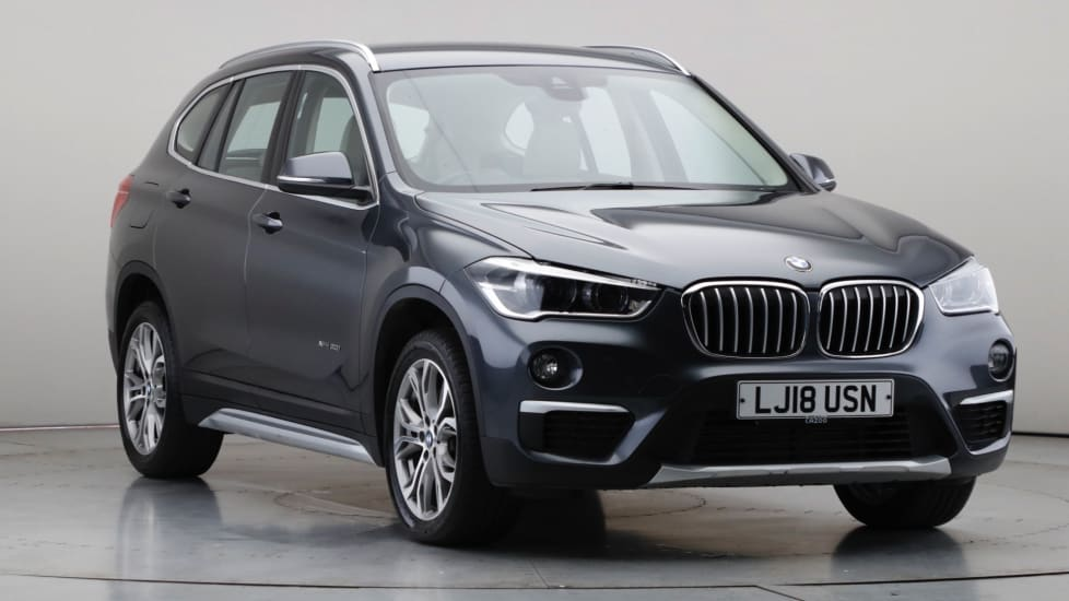 2018 Used BMW X1 2L xLine 20i
