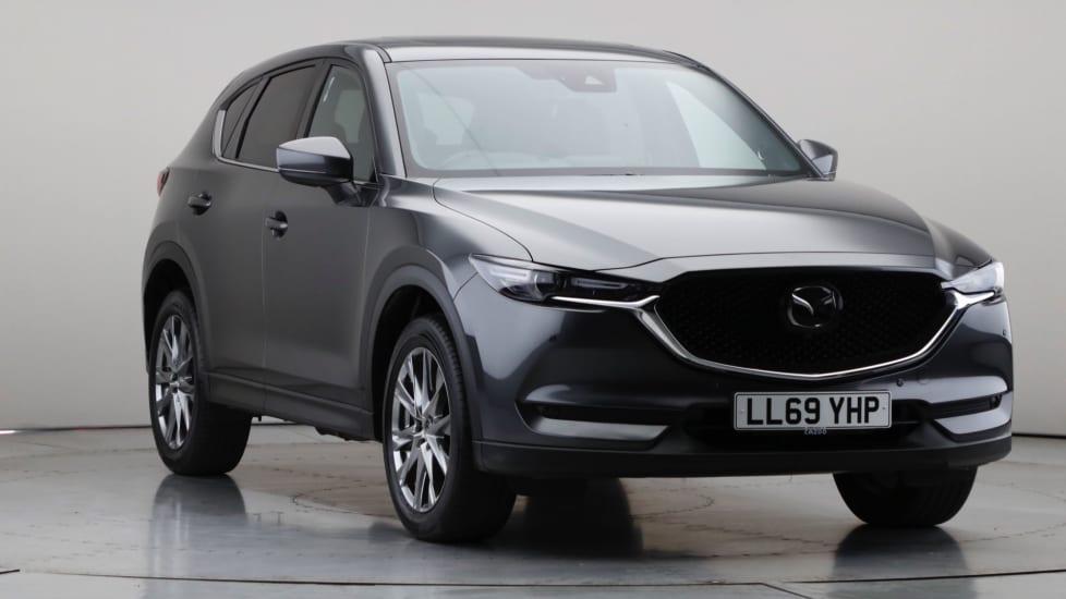 2019 Used Mazda CX-5 2L GT Sport Nav+ SKYACTIV-G