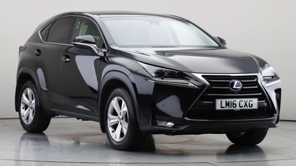 2016 Used Lexus NX 300h 2.5L Premier