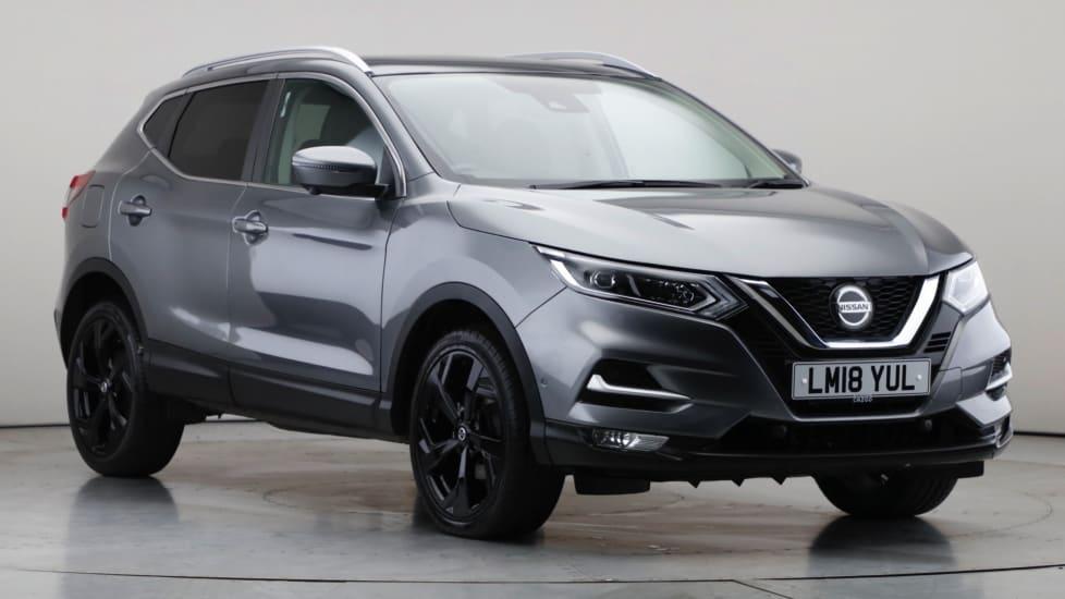 2018 Used Nissan Qashqai 1.5L Tekna dCi