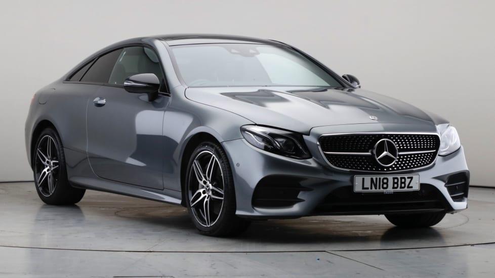 2018 Used Mercedes-Benz E Class 3L AMG Line E400 V6