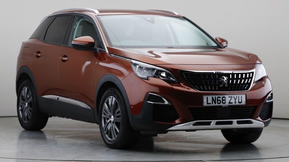 2018 Used Peugeot 3008 1.5L Allure BlueHDi