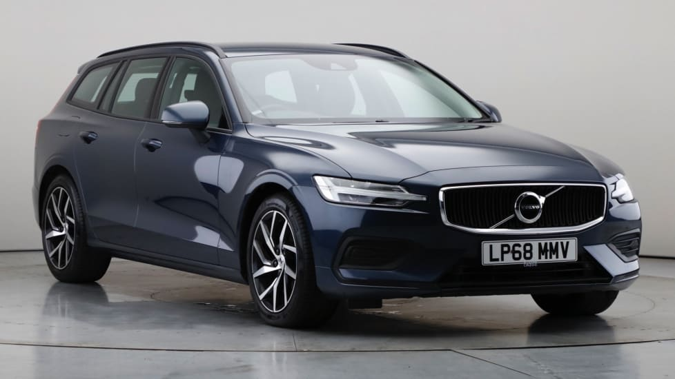 2018 Used Volvo V60 2L Momentum T5