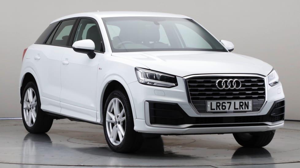 2017 Used Audi Q2 1.4L S line CoD TFSI